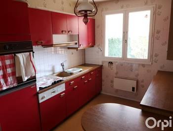 Maison 4 pièces 89,27 m2