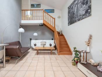 Appartement 5 pièces 107,42 m2