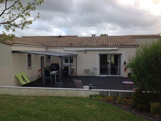 Vente maison 6 pièces 116,91 m2