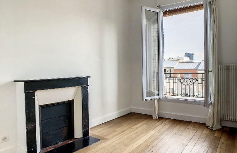 Vente appartement 2 pièces 41.47 m² à Issy-les-Moulineaux (92130), 385 000 €
