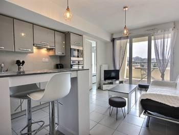 Appartement 2 pièces 35,33 m2