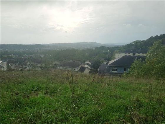 Vente terrain 982 m2