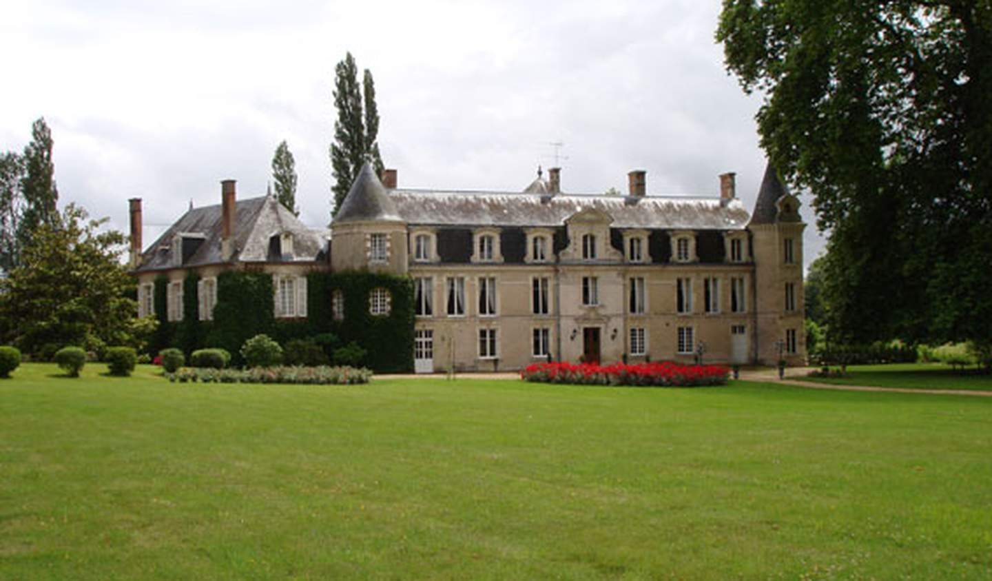Castle Indre