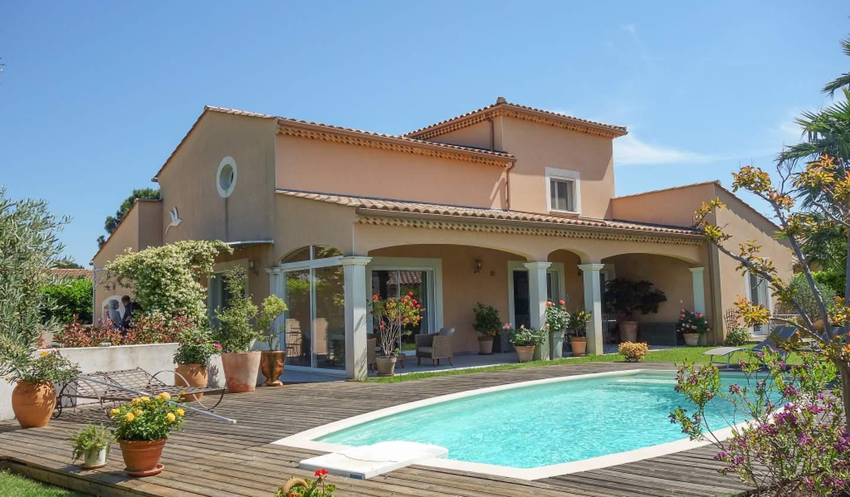 Villa avec piscine et terrasse Pont-Saint-Esprit