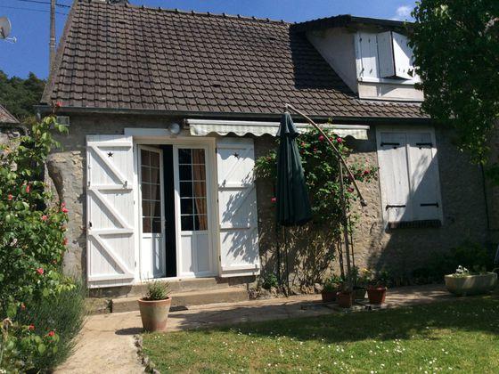 Vente maison 4 pièces 65,32 m2