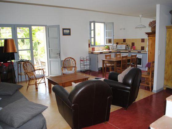 Location maison meublée 3 pièces 85 m2