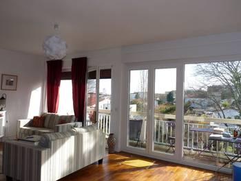 Appartement 4 pièces 85,17 m2