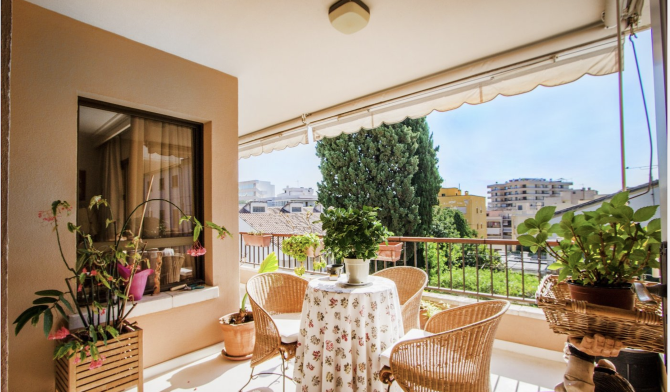 Seaside apartment with terrace Palma
