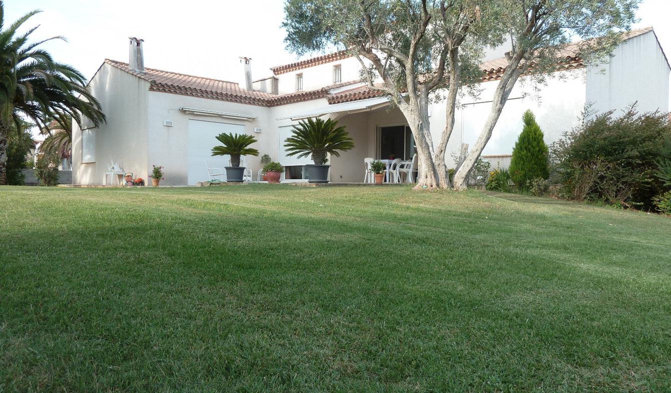 Maison avec piscine et terrasse Sauvian