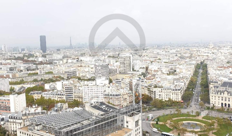 Appartement avec piscine Paris 13ème