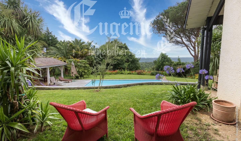 Villa with pool and garden Peyrehorade