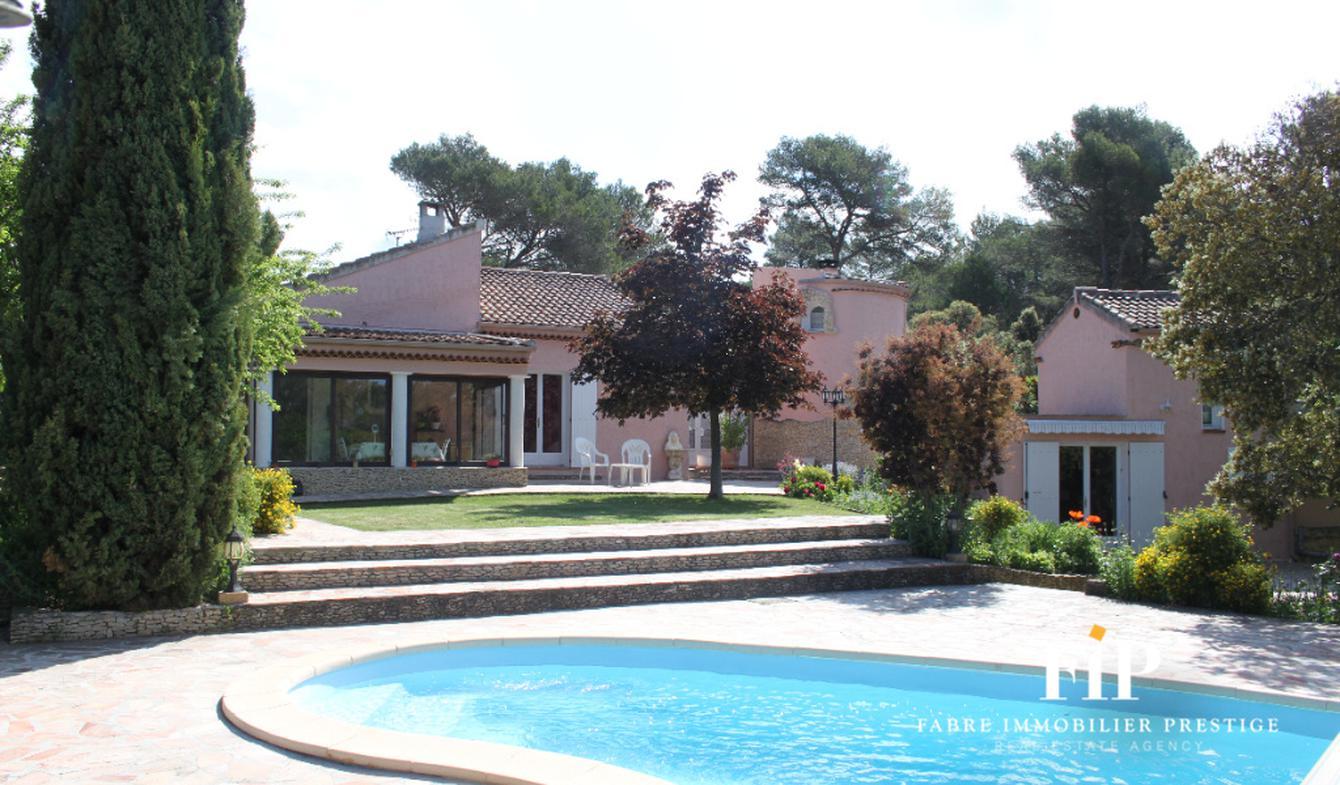 Villa avec piscine Venelles