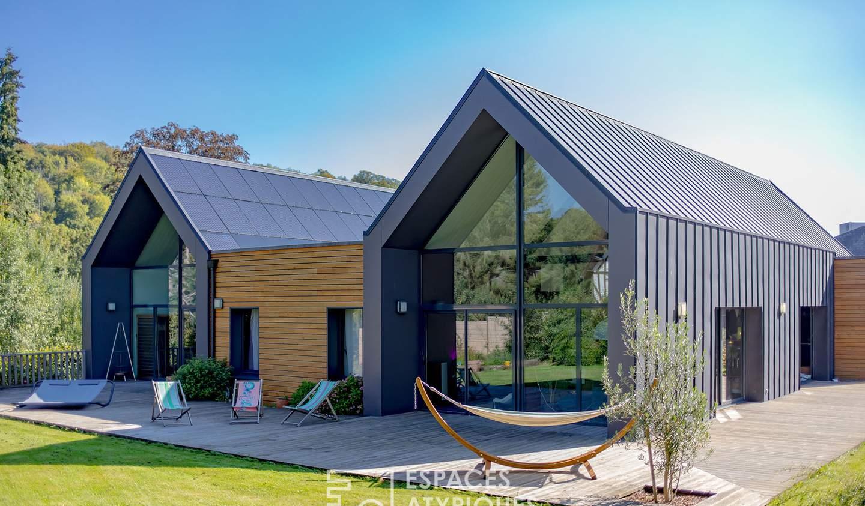 Maison avec piscine et terrasse Pavilly