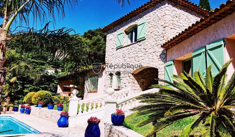 Maison avec piscine Gorbio