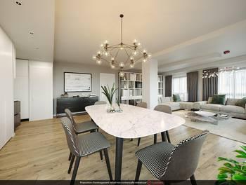 Appartement 6 pièces 154,86 m2