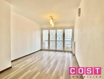 Appartement meublé 3 pièces 61,72 m2