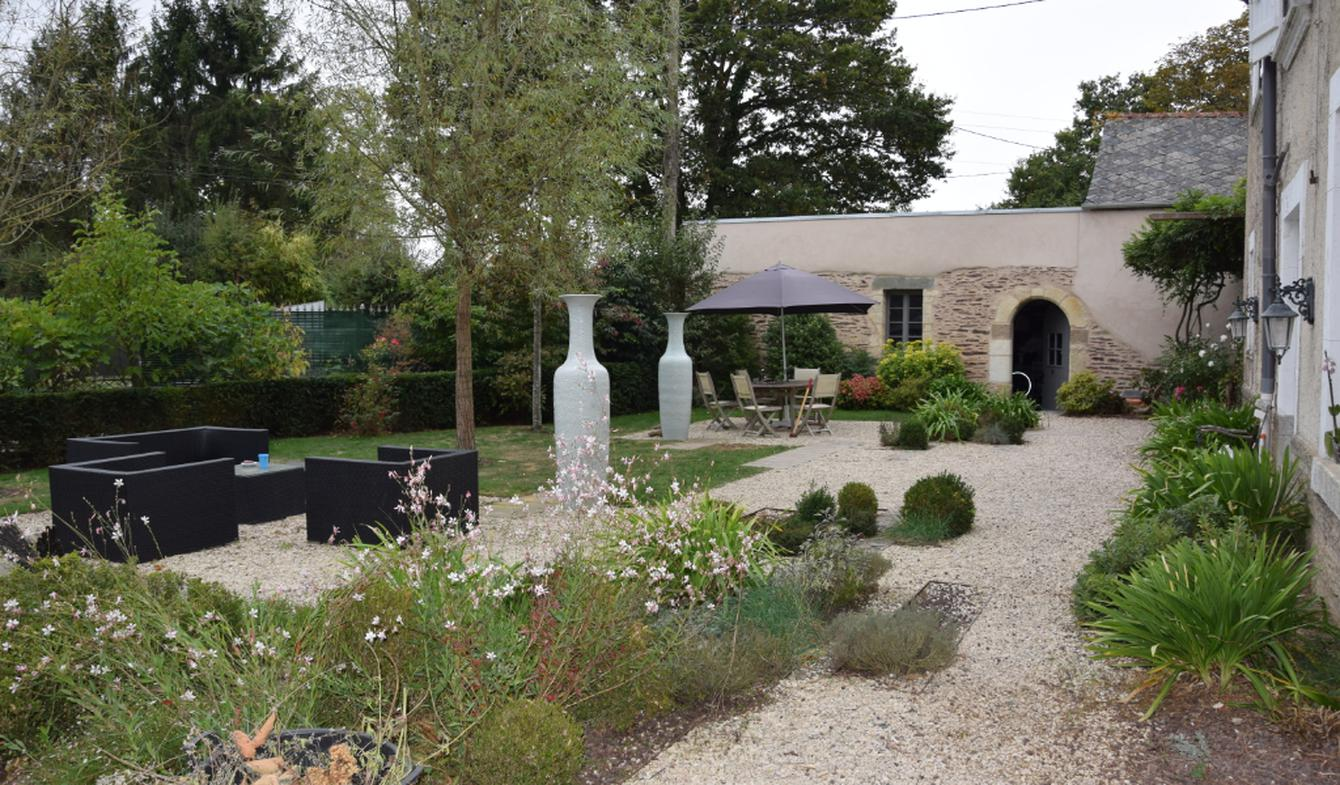 Maison avec piscine et terrasse Bruz