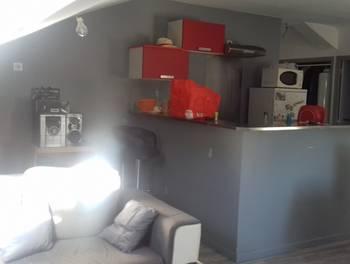 Appartement 3 pièces 44,6 m2