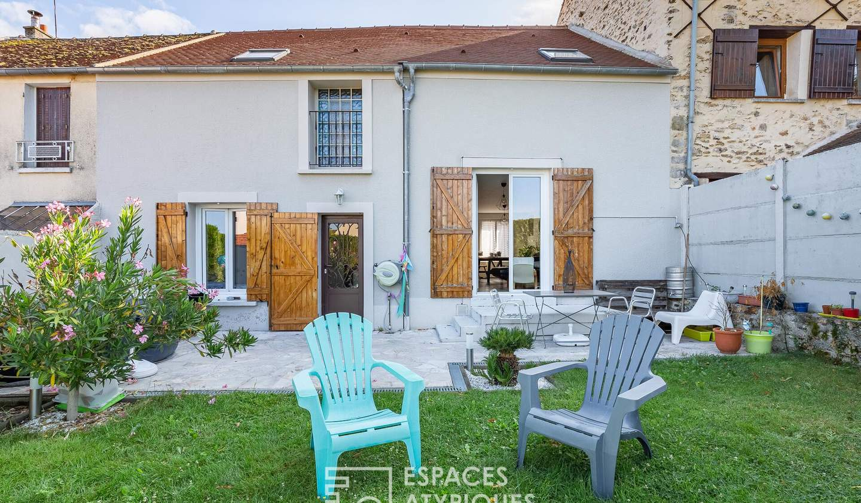 Maison avec terrasse Melun