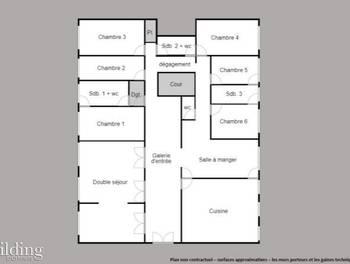Appartement 9 pièces 425,04 m2