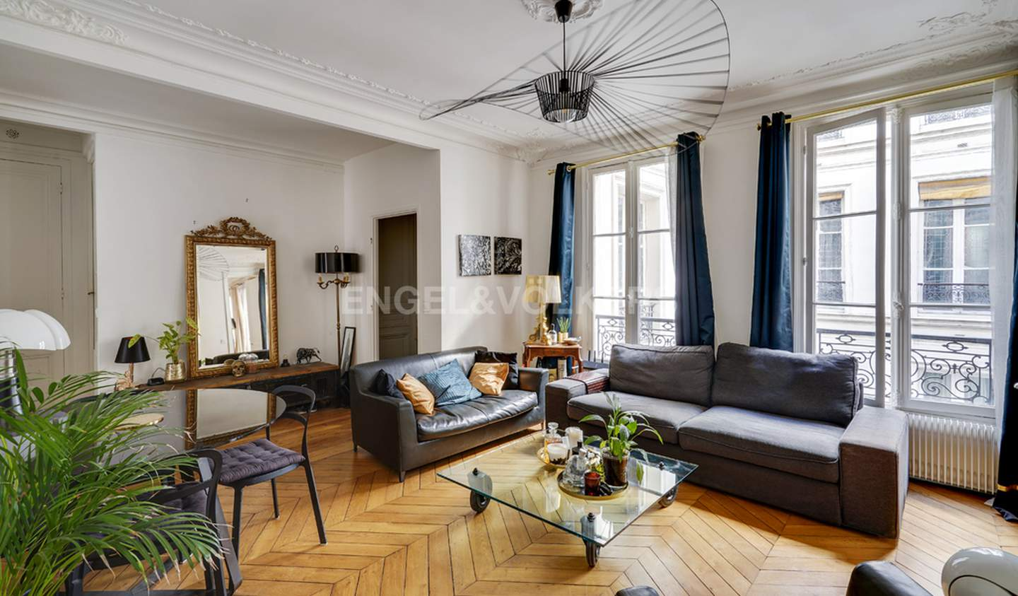 Appartement Paris 10ème