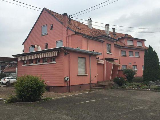 Vente maison 8 pièces 528 m2