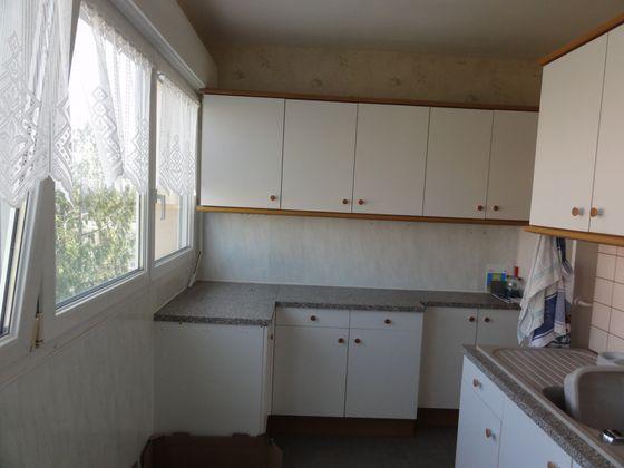Vente appartement 4 pièces 65,1 m2