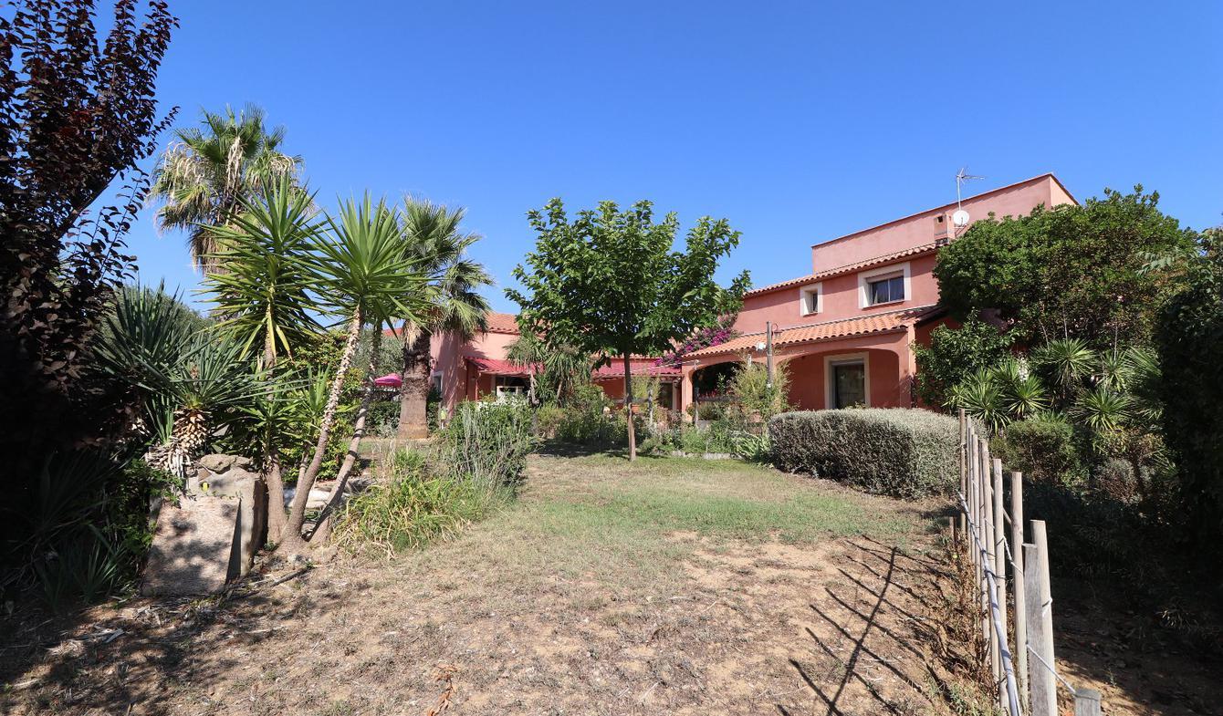 Maison avec piscine et terrasse Puimisson