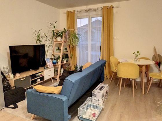 Location appartement 2 pièces 38,89 m2