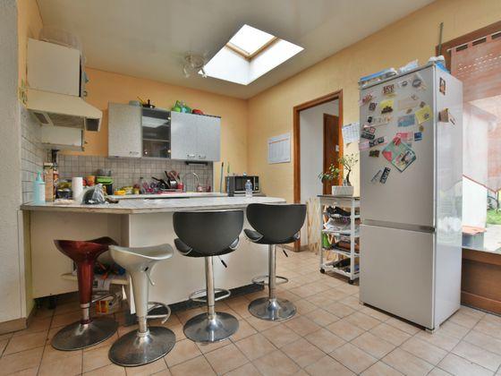 Vente maison 4 pièces 92,27 m2