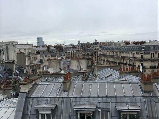 vente Chambre 8,63 m2 Paris 17ème