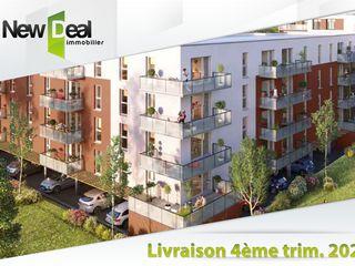 Appartement Douai (59500)