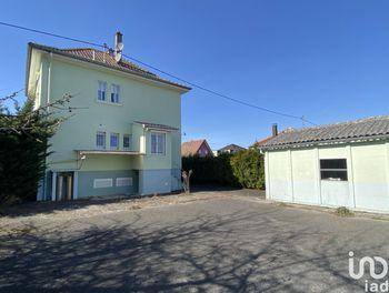 maison à Carspach (68)