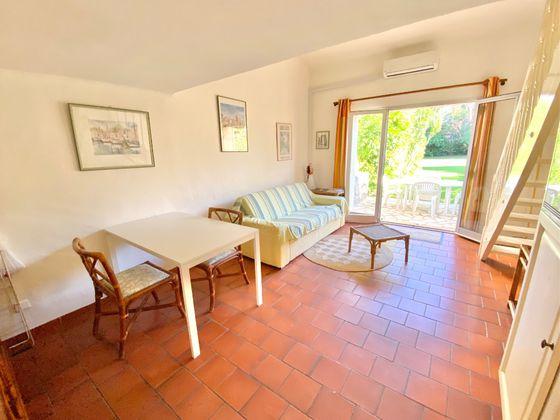 Vente maison 2 pièces 32,55 m2