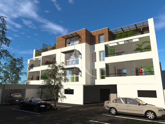 Vente appartement 2 pièces 45,58 m2