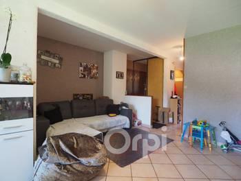 Appartement 4 pièces 78,21 m2