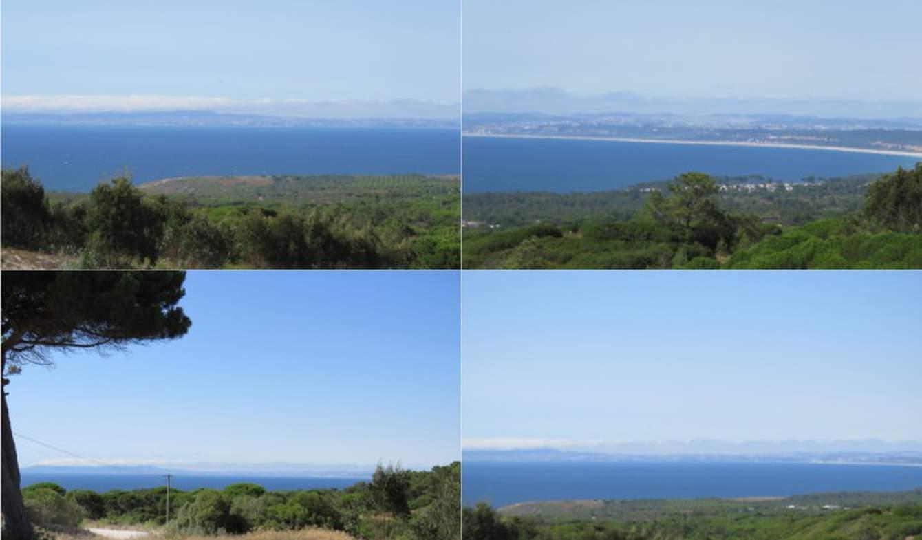 Terrain et forêt Sesimbra