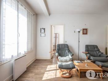 Appartement 3 pièces 52,85 m2