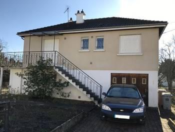 Maison 5 pièces 72 m2
