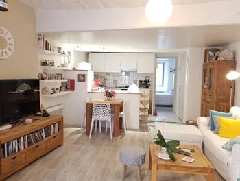 Appartement 2 pièces 43,02 m2