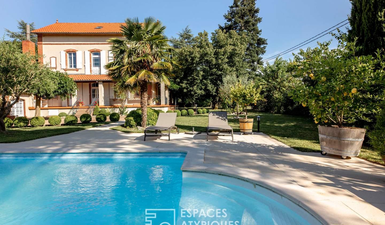 House Saint-Jean-de-Marcel