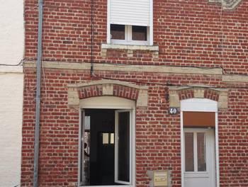 Maison 3 pièces 63,41 m2