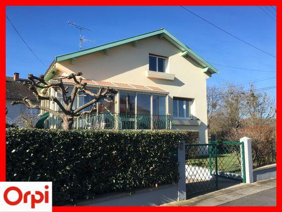 Vente maison 9 pièces 139 m2