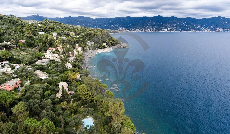 Villa avec piscine en bord de mer Portofino