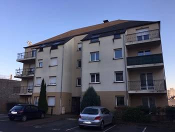 Appartement 3 pièces 60,43 m2