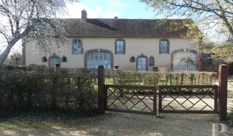Farm house Auxerre