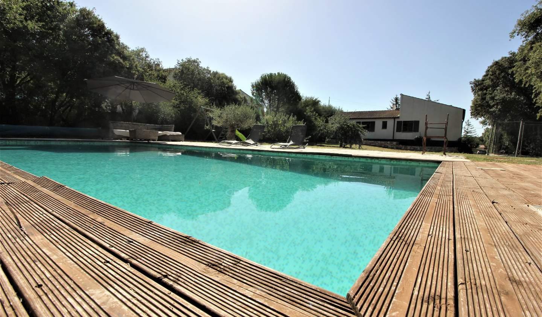 Villa avec piscine et terrasse Saint-Paul-et-Valmalle