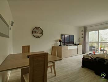 Appartement 4 pièces 87,45 m2