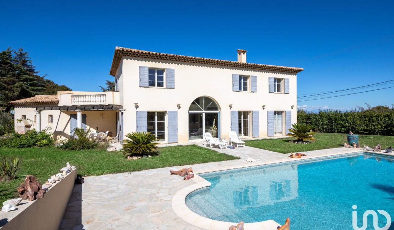 Maison avec piscine et terrasse Tanneron