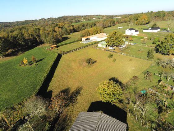 Vente terrain 2160 m2